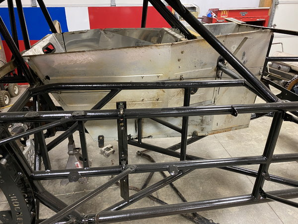 2010 Rocket Chassis Blue Gray  for Sale $4,500