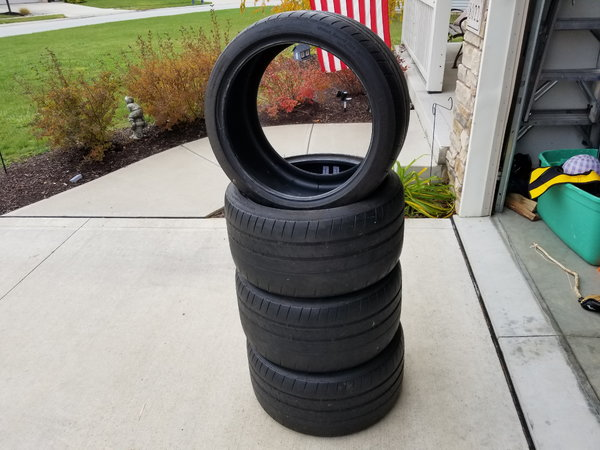 Michelin Pilot Sport Cup 2's   for Sale $600