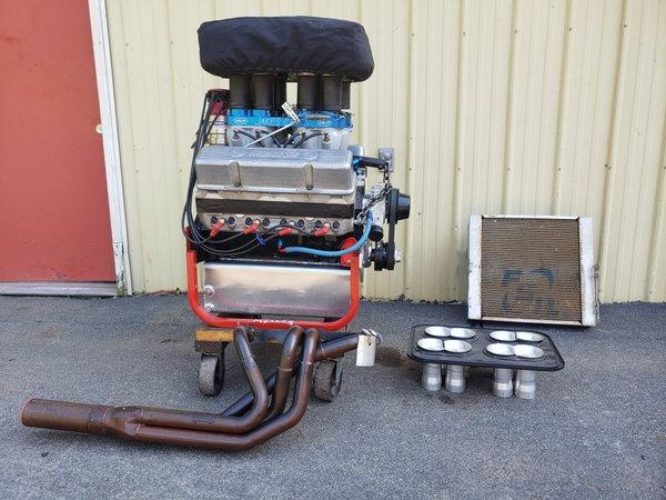 Hershey Sprint Car Engine  for Sale $13,500
