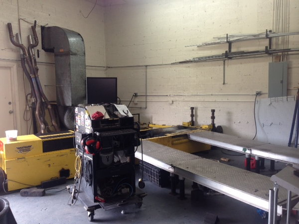 Mustang Chassis Dyno MD250 Portable version  for Sale $22,000