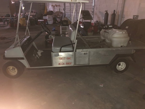 GAS PIT CART  for Sale $1,500