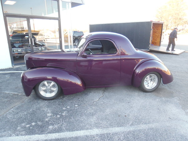 40 Willys Steel Body  for Sale $59,999