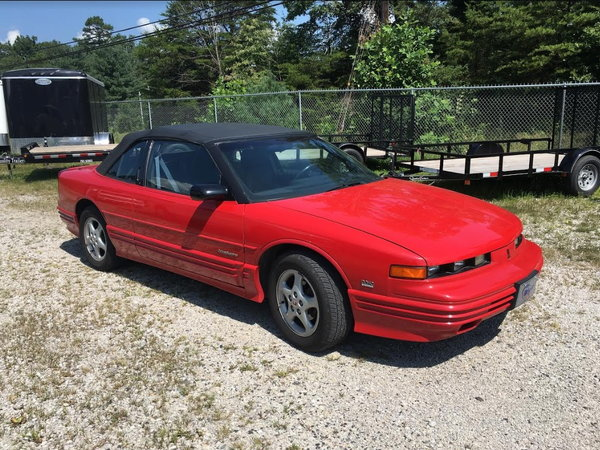 1993 Oldsmobile Cutlass Supreme