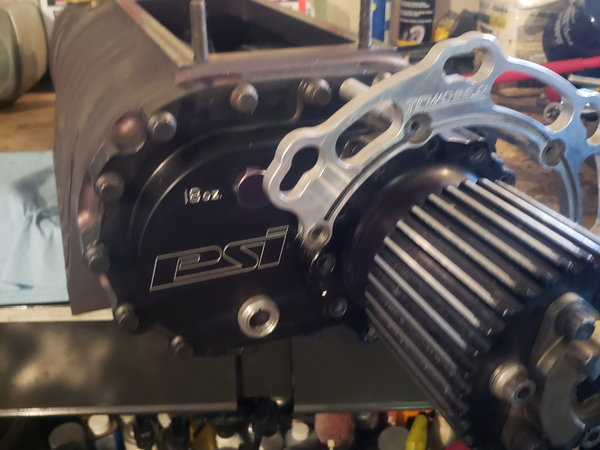 PSI supercharger
