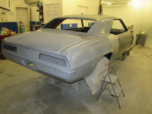 1969 Chevrolet Camaro  for Sale $24,350