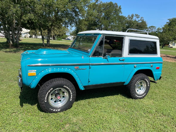 1970 Ford Bronco  for Sale $60,000