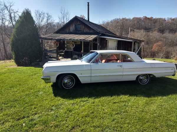 1964 Chevrolet Impala  for Sale $27,500