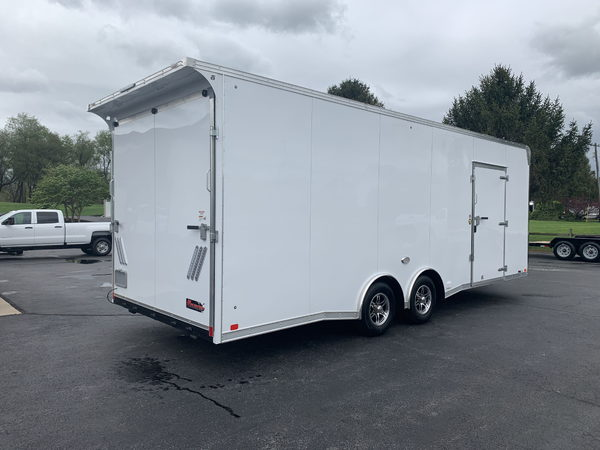 24' United X-Height Spread Axle Stage II Race Car Trailer  for Sale $18,295