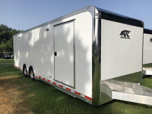 New 2020 8.5' x 28' ATC Race Trailer