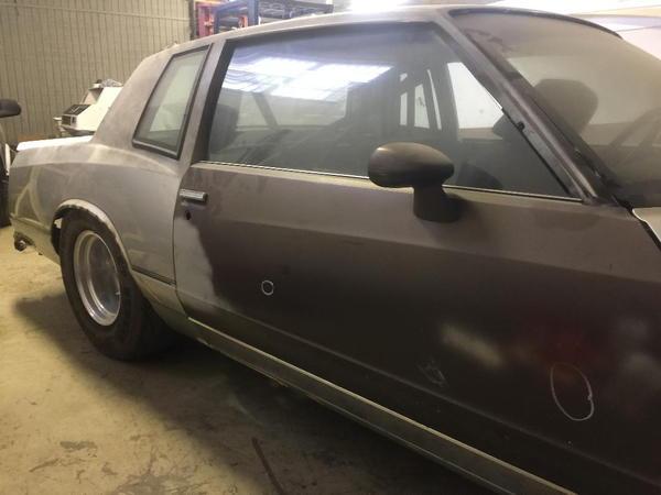 1985 Monte Carlo SS  for Sale $6,450
