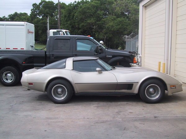 1982 Chevrolet Corvette  for Sale $8,000