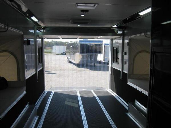 2018 Pre-Owned Custom Living Quarters Millennium Automaster
