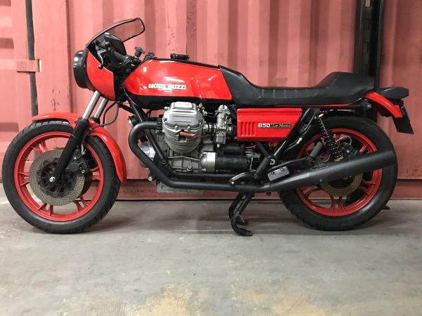 1978 Moto Guzzi  for Sale $14,600
