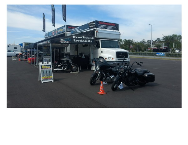 Mobile Motorcycle Dyno Business  for Sale $148,900