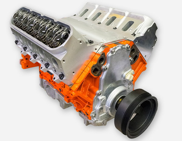 370 LQ9 LS Stroker Long Block Crate Engine 500+HP  for Sale $7,499