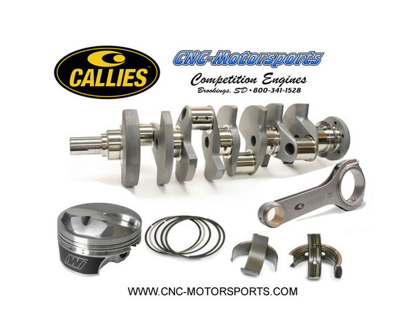 BBC 540-565 Callies Stroke Kit Quick 16 Wiseco Pistons  for Sale $4,699