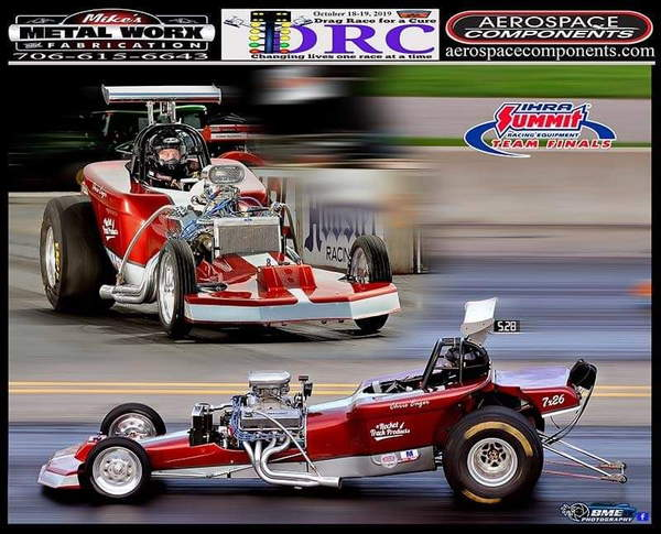 BBF Altered Dragster  for Sale $15,000