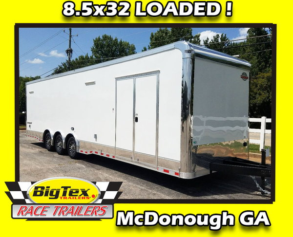 2020 Cargo Mate 8.5x32 LOADED Eliminator ,… Really Ni