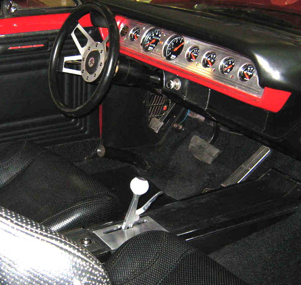 65 GTO Pro-street   for Sale $49,500