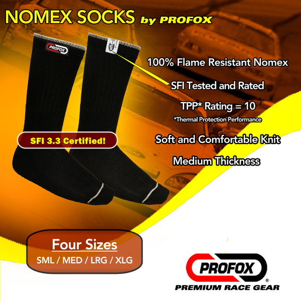 Fire Retardant Nomex Socks by PROFOX  for Sale $29