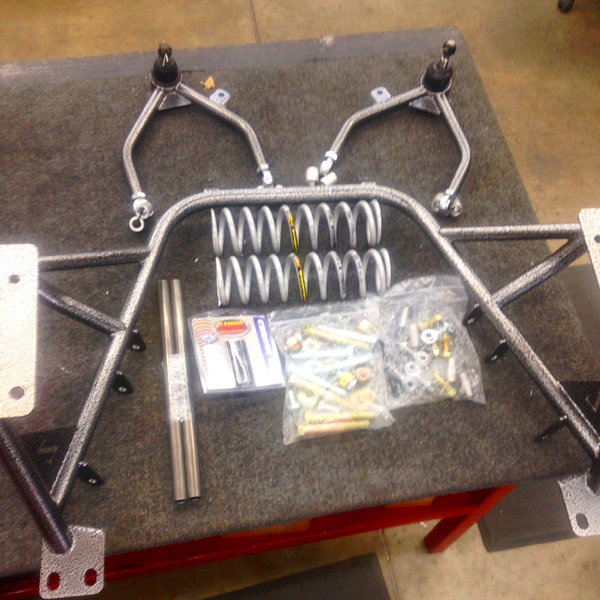 Fox Body Mustang Chassis   for Sale $15,000