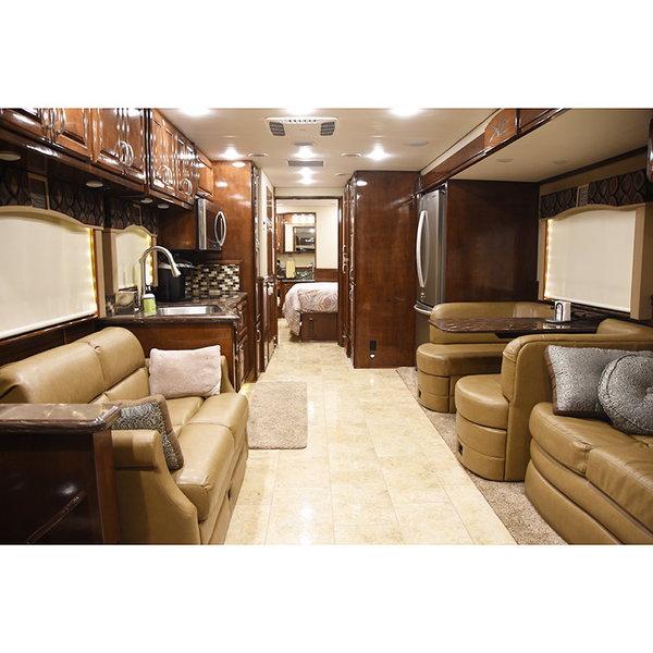 2016 Renegade XL 4534RF 45' Motor Coach with Bath & A Hal