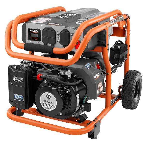 Ridgid Generator  for Sale $800