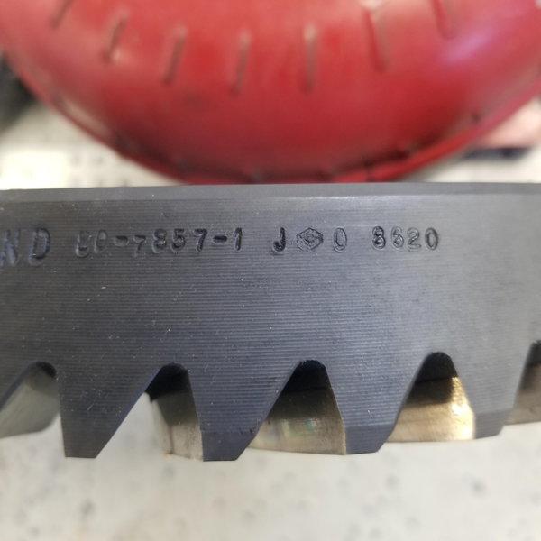 Chevy 12 bolt 3.90 ratio gear set