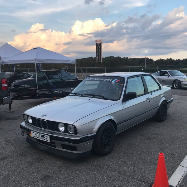 1990 BMW E30 325i HPDE/Track Car  for Sale $9,500