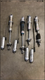 Afco double adjustable silver series canister shocks  for sale $1,200
