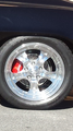 Tire/wheel combo