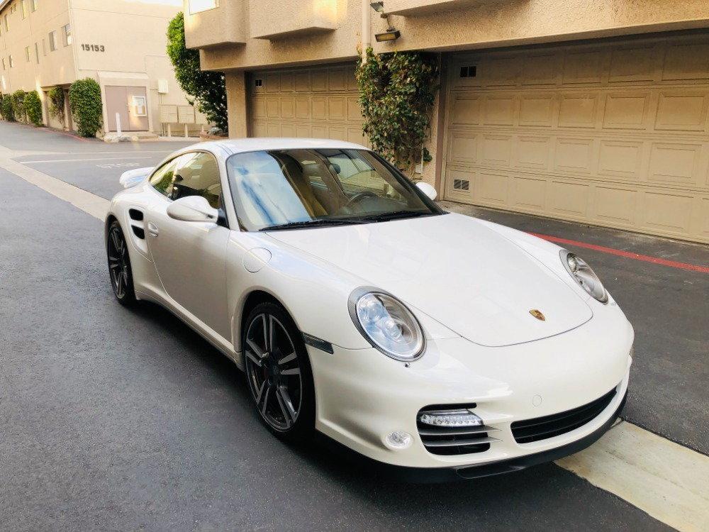 **2012 Porsche 911 Turbo White PDK Second Owner CPO 997.2