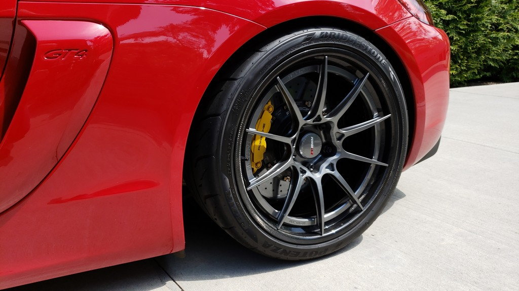 New Forgeline CF205 Wheels - Rennlist - Porsche Discussion Forums