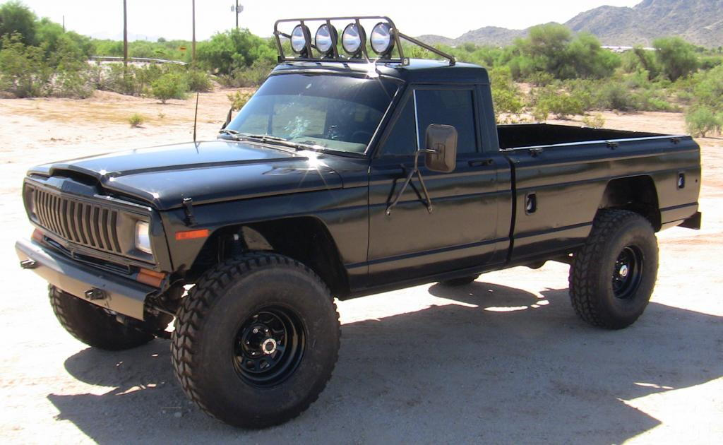 Call Of Duty 1984 Jeep J10 4x4 Fuel Injected 5 9