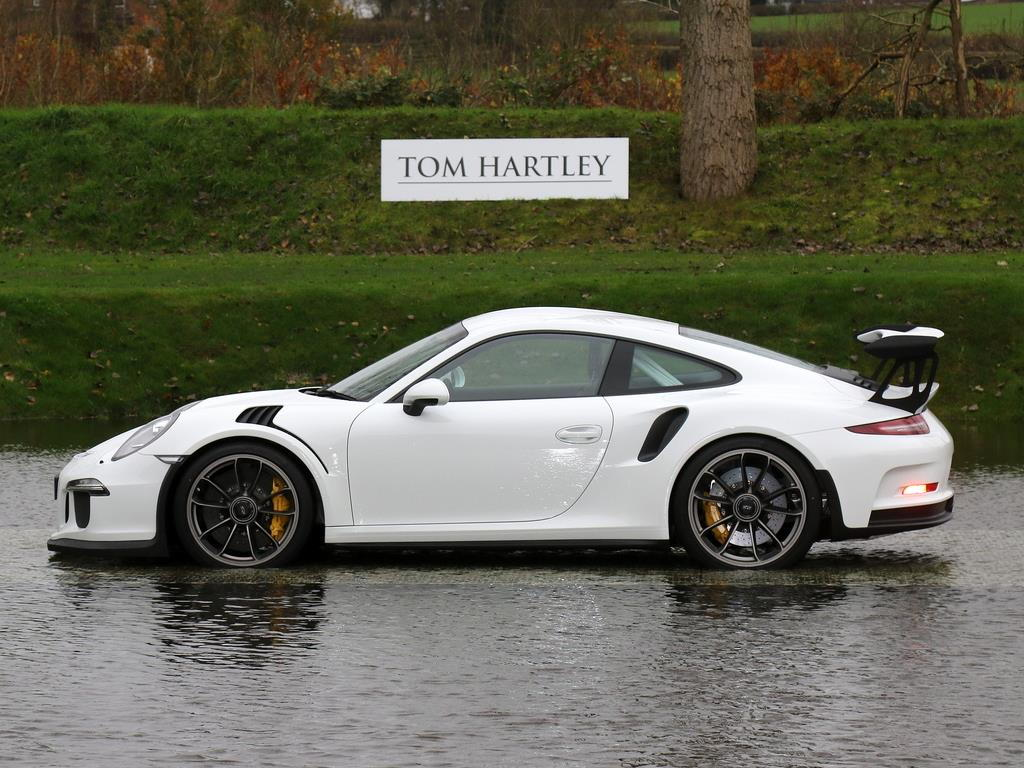 Spy Shots Of 991 2 Gt3 Rs 4 2 Supposedly Page 3
