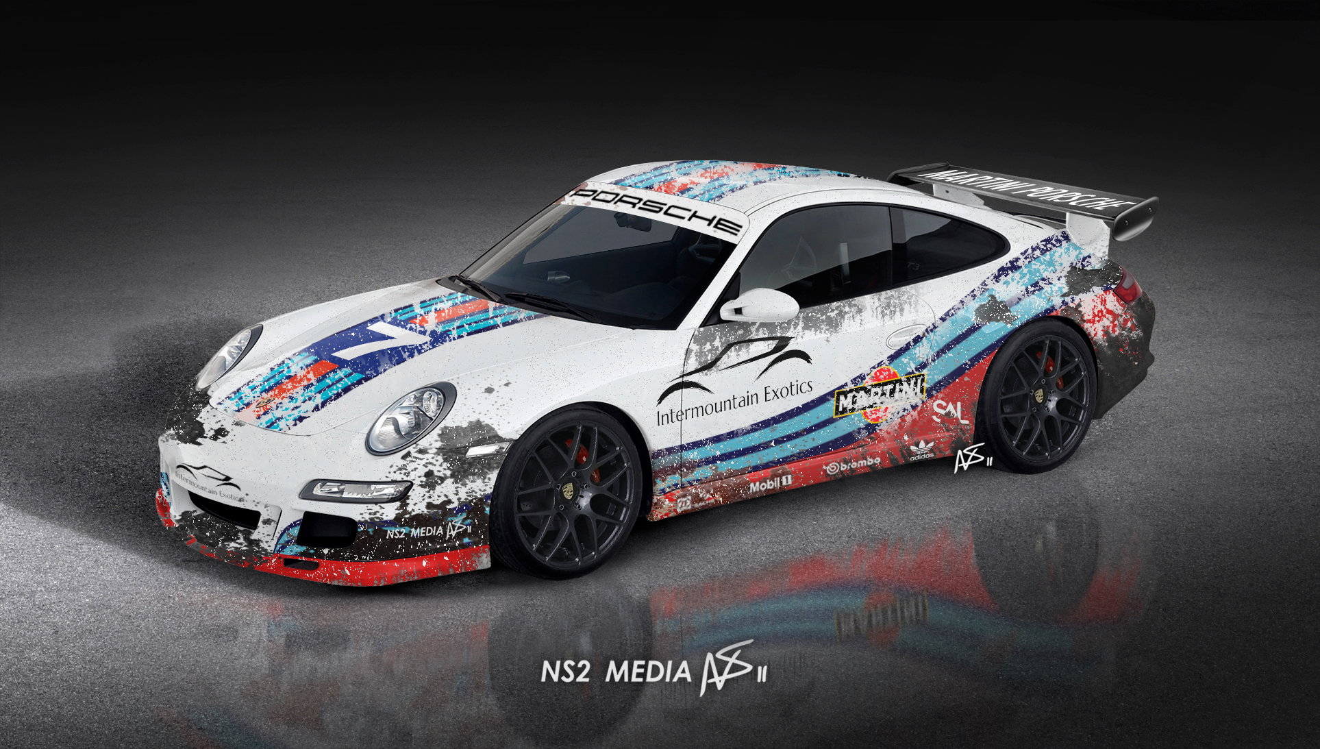 Check this out before wrapping or speccing your next Porsche