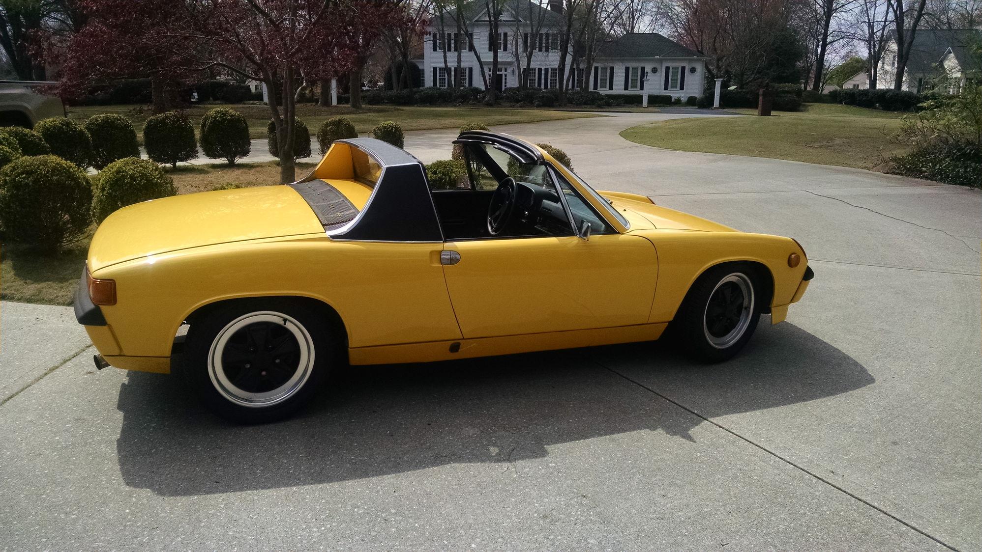 Used Cars Greenville Sc >> 914-6 conversion - Rennlist - Porsche Discussion Forums