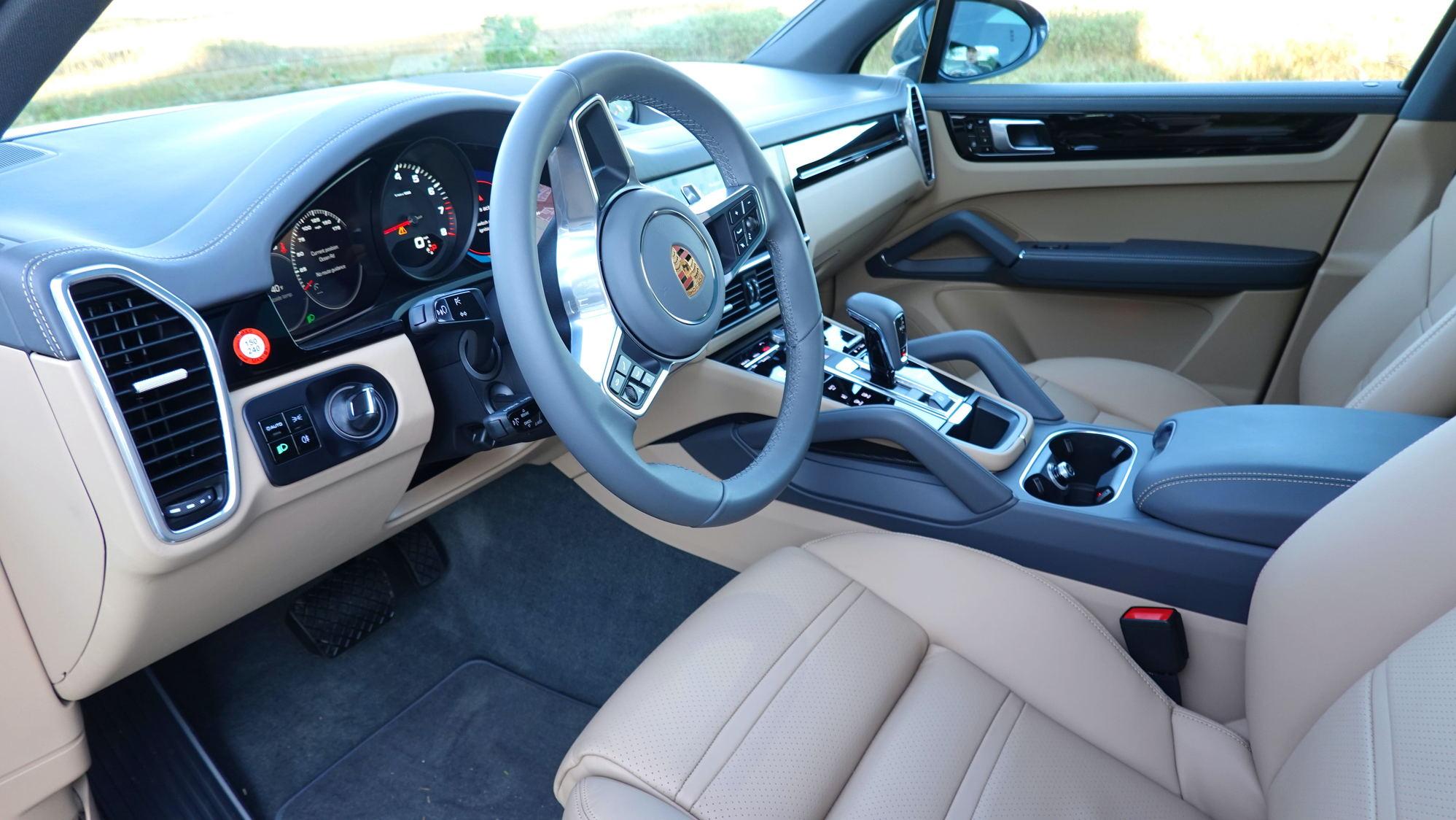 Slate Grey Interior Rennlist Porsche Discussion Forums