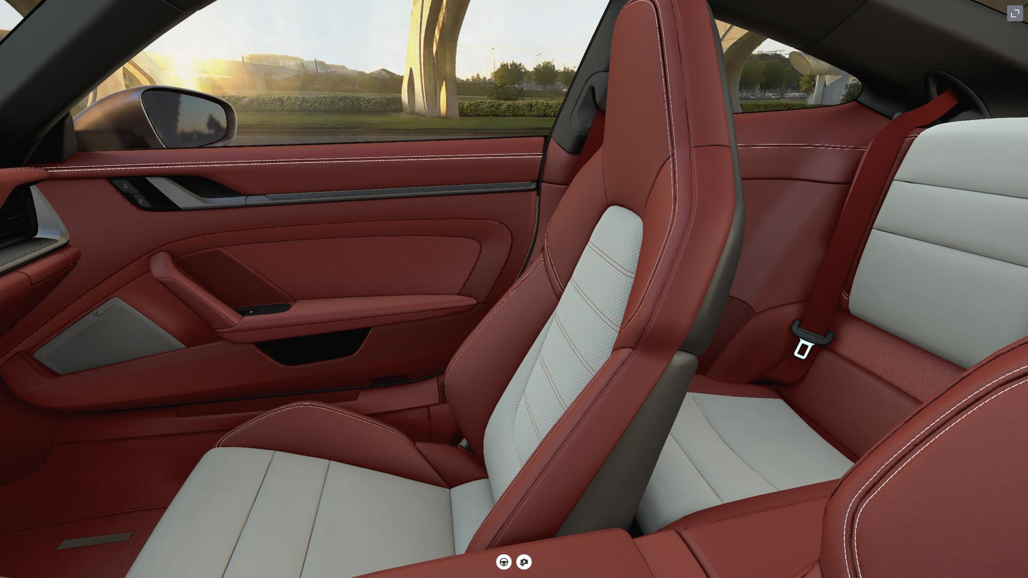 Actual Photos Of 930 Leather Option Rennlist Porsche Discussion Forums