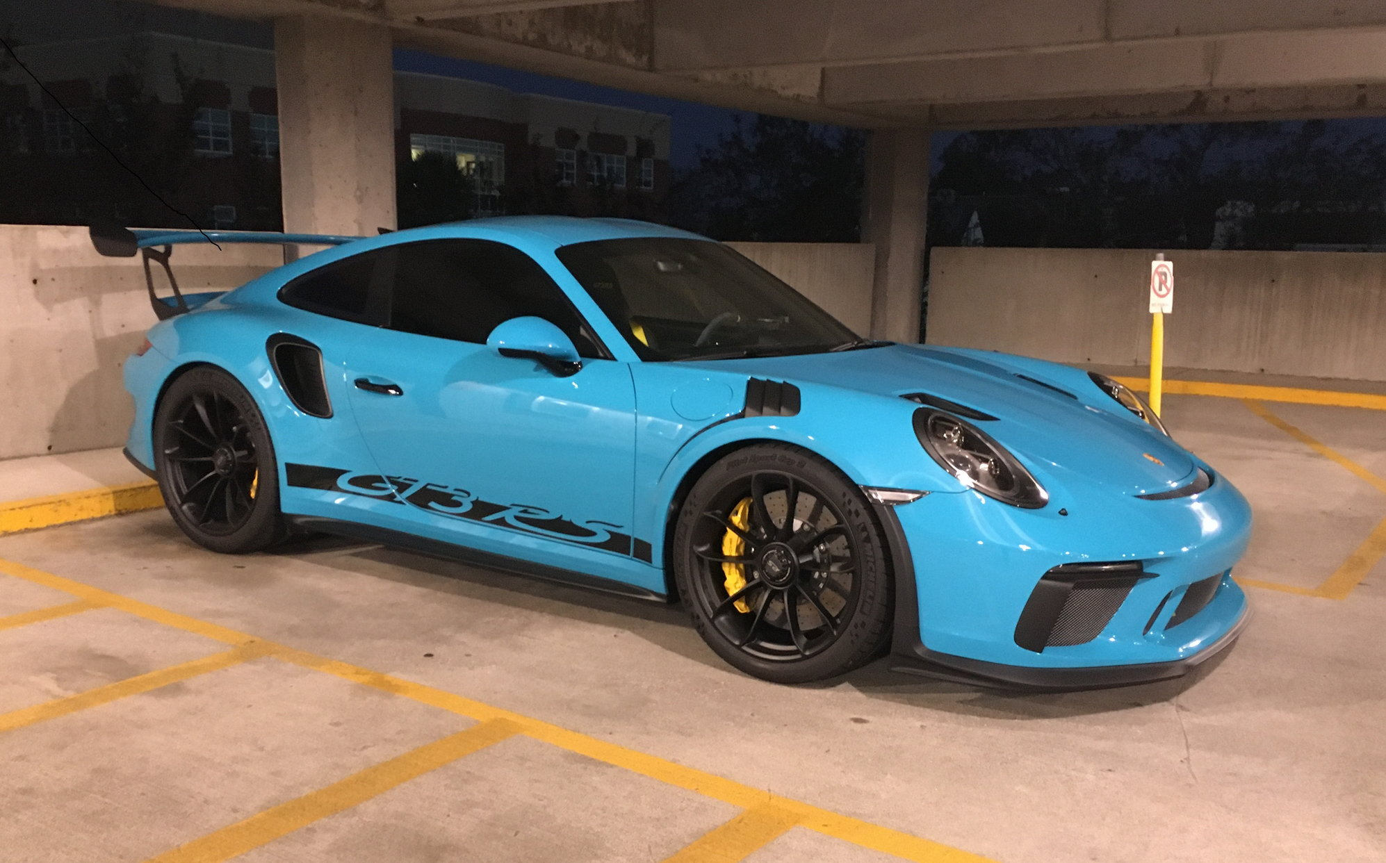 2019 GT3 RS - Miami Blue - Lots of Options - Rennlist ...