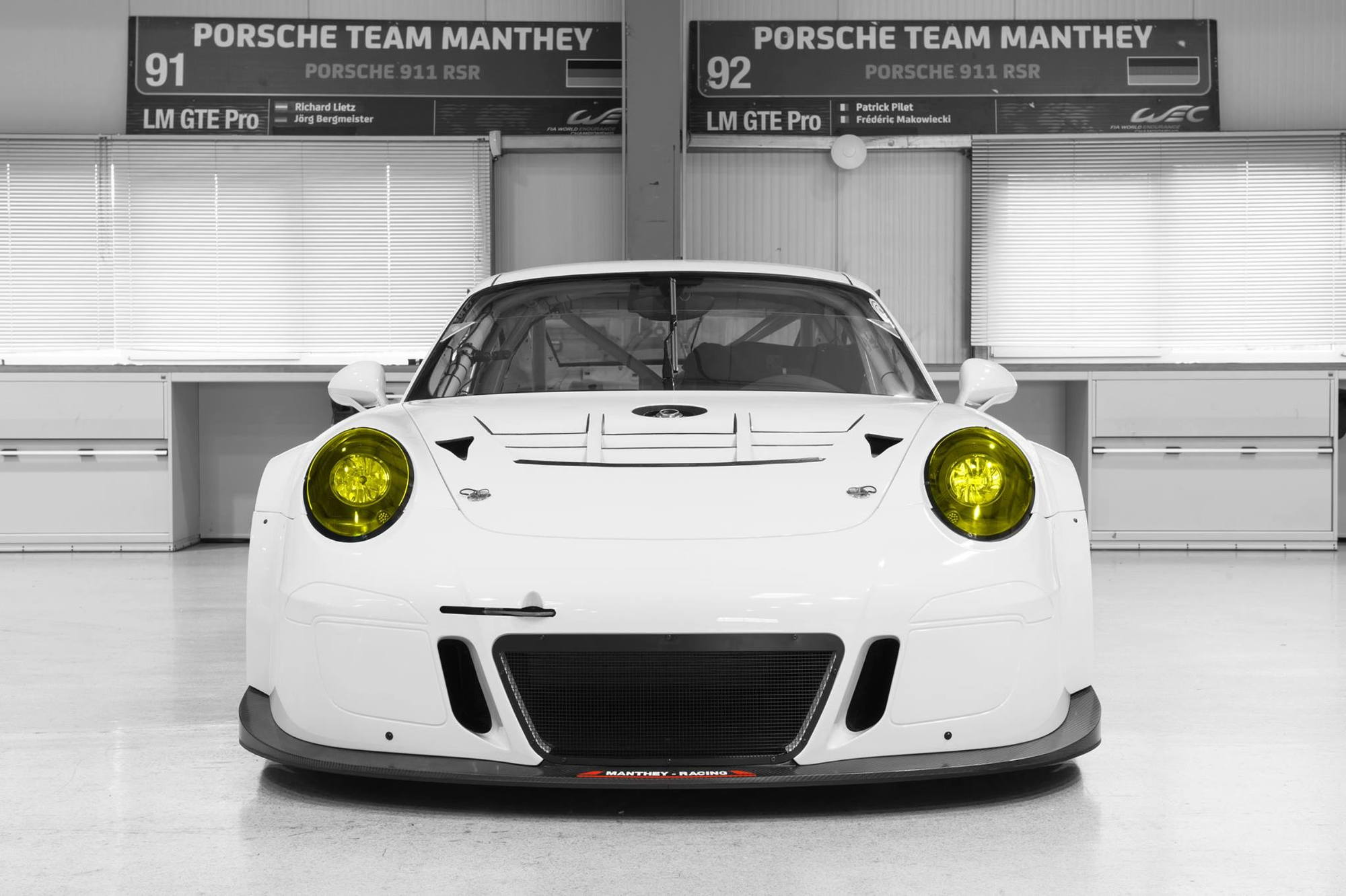 Manthey racing mr cup kit available thru ka motorsport for Porsche ka che