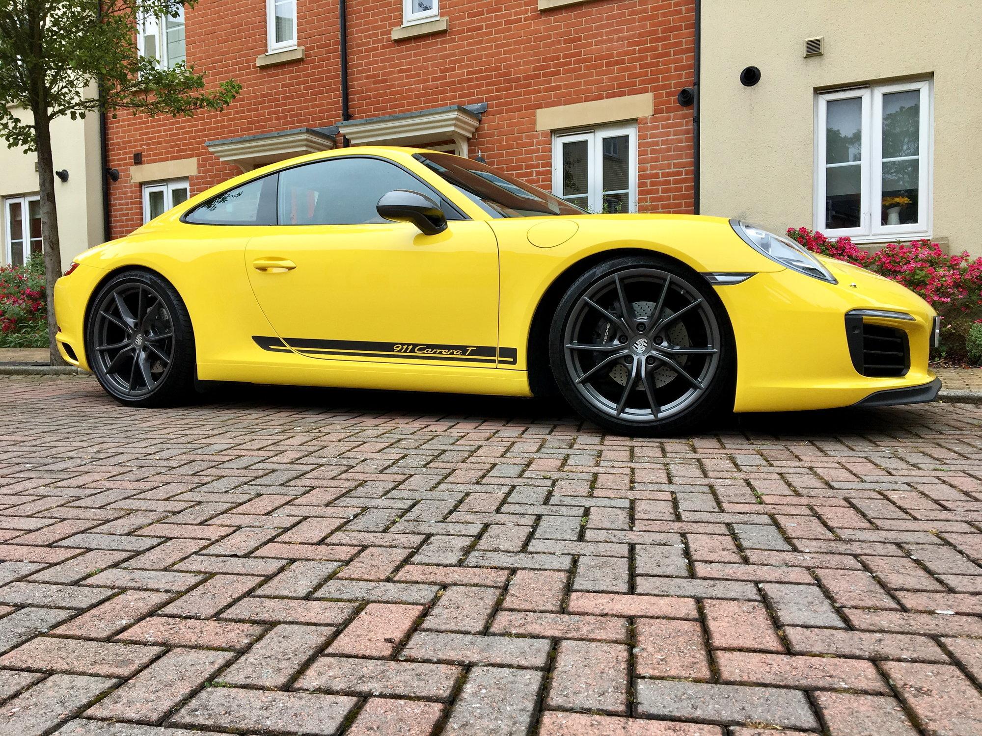 480bhp Carrera T Rennlist Porsche Discussion Forums