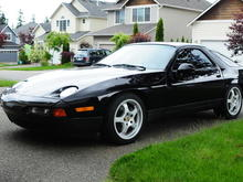 "My First 928 - ""The Black Pearl"""
