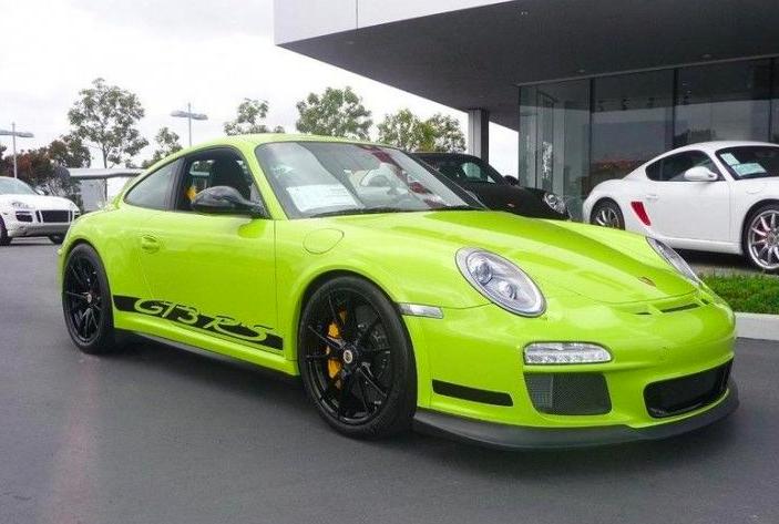 Updated GT3 RS Color Poll - Page 4 - Rennlist - Porsche ...