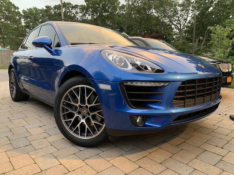 2018 Porsche Macan Lease Transfer Sapphire Blue On Black 676 Mo Rennlist Porsche Discussion Forums