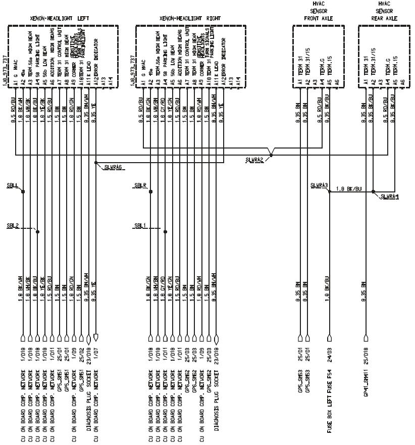 955 Headlight Harness Pin Contact locations? - Rennlist