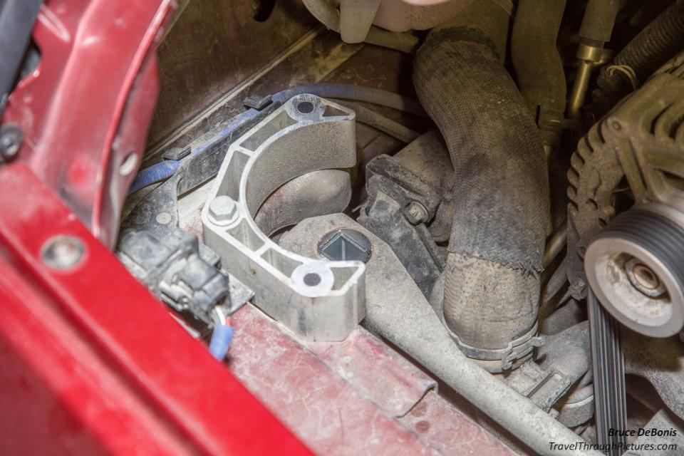 Porsche 911 Engine Mount Left or Right Brand New OEM CORTECO