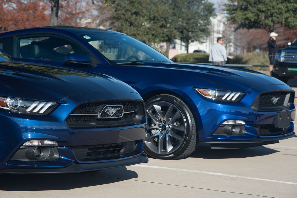Kona Blue Vs Deep Impact Blue Page 2 The Mustang