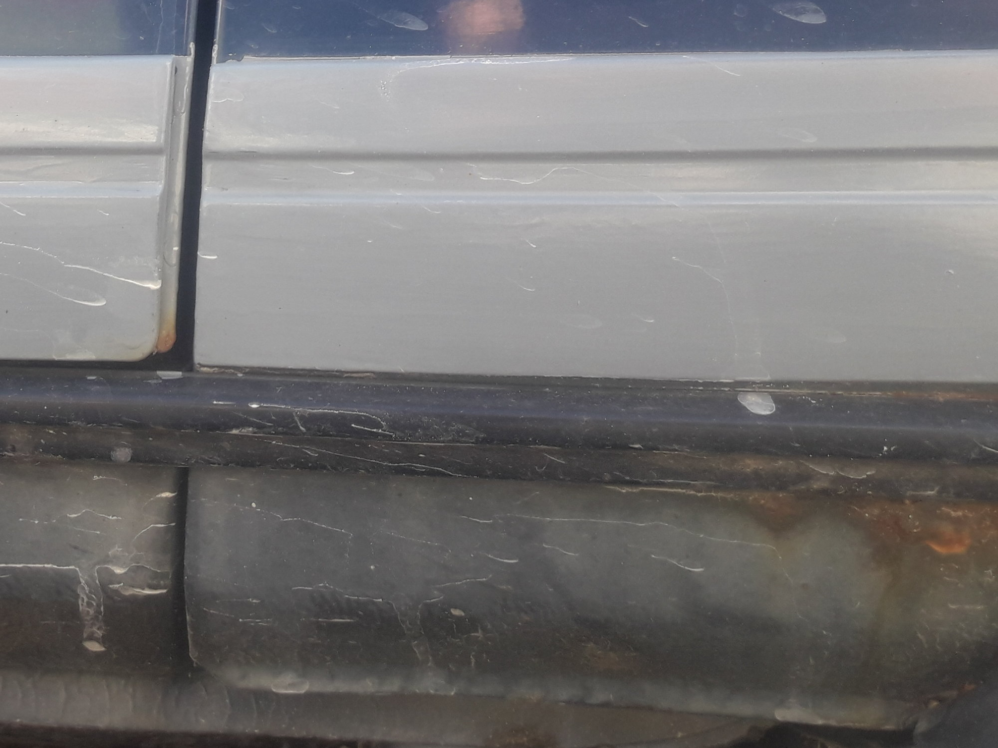 1991 Volvo 240, how bad is thia rust? - Volvo Forums - Volvo