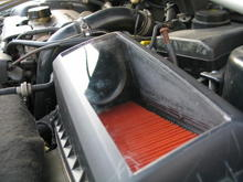 customized OEM air box